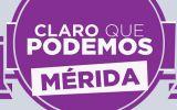 """Podemos - Mérida Participa solicita la retirada del cartel """"Outlet"""" por fomentar los estereotipos machistas"""