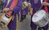 El concurso regional de tamborada y percusión se celebrará el domingo 4 de febrero en la Plaza de España