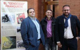 """'""""Tras las Huellas de la Memoria"""" refleja las bases sobre las que se sustentó la dictadura franquista"""