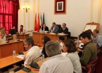 Pleno ordinario este miércoles en el Ayuntamiento de Mérida