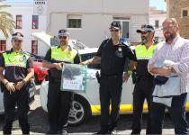 Desde el inicio de Legislatura el Ayuntamiento de Mérida ha invertido más de un millón de euros en la Policía Local