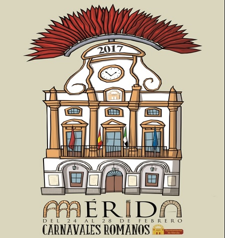 El Carnaval Romano de Mérida para  2018 ya está en marcha