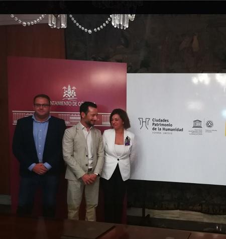 Marca España y el Grupo de Ciudades Patrimonio firman un convenio de difusión del Patrimonio Cultural
