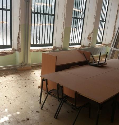 IU-Mérida pide a la Consejería  de Educación que aclare los motivos del retraso en las obras del colegio de Ntra. Sra. de La Antigua