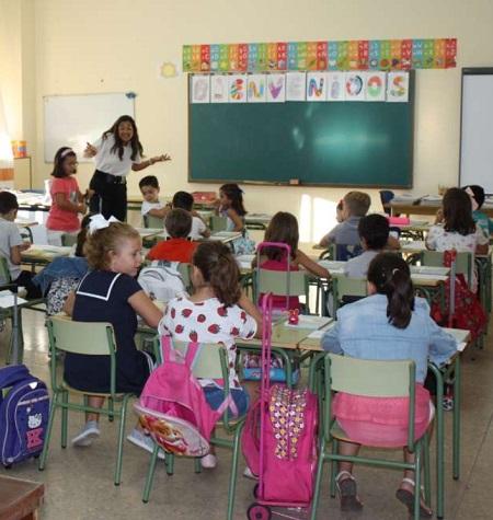 Comienza con total normalidad el nuevo curso para 136.392 escolares en Extremadura