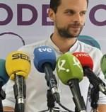 """Álvaro Jaén: """"Fernández Vara no puede invitar a los corruptos a la mesa de los presupuestos de la región"""""""