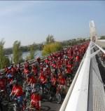 """882 escolares emeritenses participarán en el """"Día Escolar de la Bicicleta"""""""