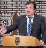 La Junta de Extremadura anuncia el apoyo del Consejo de Gobierno en la aplicación del artículo 155 por el Gobierno de España