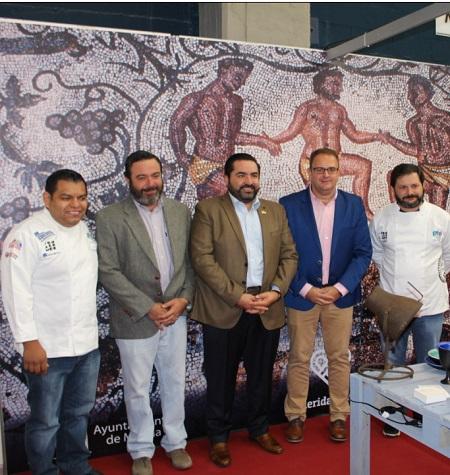 El II Encuentro Iberoamericano de Espumosos ensalza la calidad de los espumosos extremeños