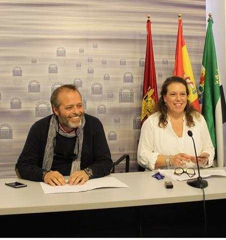 La Diputación integra a Mérida en su estrategia DUSI, supondrán una inversión aproximada de 1,5 millones de euros
