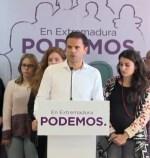 Podemos Extremadura presenta un Plan de Garantías para abordar los problemas económicos de la región