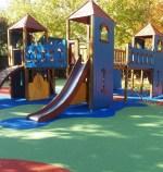 Reapertura del Parque Infantil de la Barriada de la Argentina, de Mérida