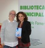 "La escritora Carmen Artaloytia presenta su tercera novela ""Las raíces ocultas de la vida"""