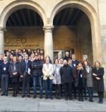 Santiago de Compostela acoge la reunión de las quince Ciudades Patrimonio de la Humanidad de España