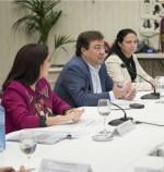 Fernández Vara apuesta por Extremadura como una región para invertir