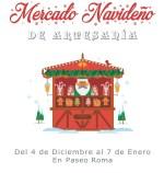 El mercado artesano navideño de Mérida, que se inaugura el lunes, contará con 16 casetas