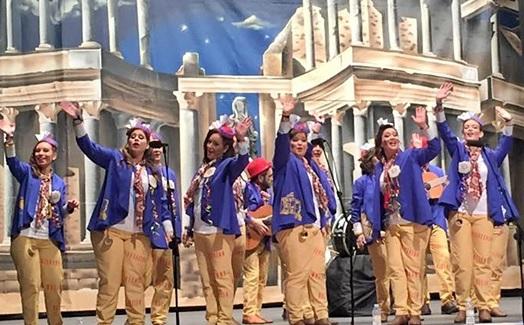 I Concurso de Copla Monumental del Carnaval Romano