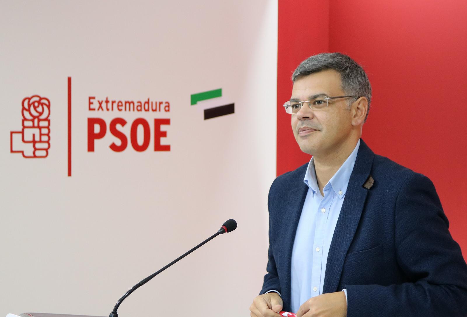 """""""Vamos a seguir apostando para que grandes inversiones puedan venir a Extremadura"""""""