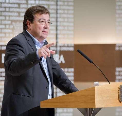 Vara aboga por recuperar el Fondo de Compensación Interterritorial en el nuevo modelo de financiación autonómica