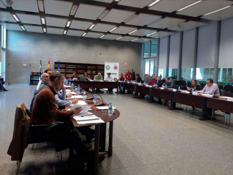 Begoña García asegura que intentará que todas las localidades de Extremadura tengan un Plan de Emergencia Municipal
