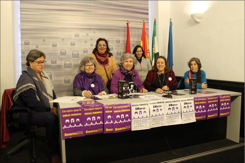 El Consejo Municipal de las Mujeres de Mérida apoya la huelga feminista del 8 de marzo