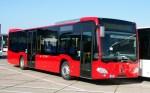 El servicio de autobuses de Mérida renueva su flota con dos nuevos vehículos para las nuevas líneas