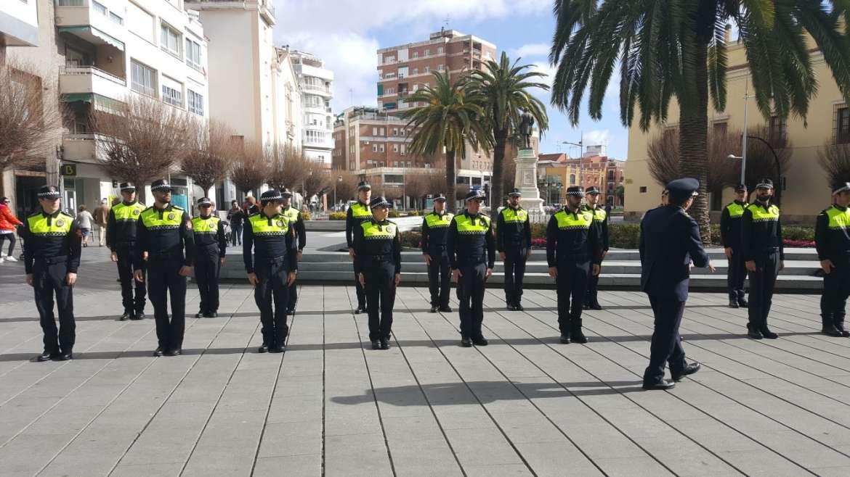 Luz verde al Plan de Formación para Policías Locales, Bomberos y Protección Civil en 2018