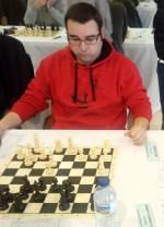 Pérez Candelario consigue entrar en el grupo de españoles que superan los 2600 puntos ELO
