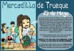 """Primer """"mercado de trueque"""" el 25 de mayo en Mérida"""