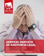 IU Mérida pone en marcha un servicio gratuito de asistencia jurídica