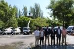 1,5 millones de euros para lanueva maquinaria de limpieza, recogida y mantenimiento de Mérida