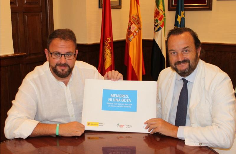 Mérida se adhiere a un nuevo programa de prevención de consumo de alcohol en menores