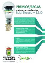 El Ayuntamiento de La Zarza convoca las Becas Municipales a los mejores expedientes