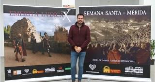 """Mérida presentará su oferta turística en la Feria de Turismo Interior """"INTUR"""" de Valladolid"""
