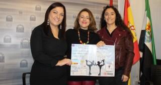 El Polideportivo Guadiana acoge este fin de semana el II Torneo Internacional de Patinaje Artístico