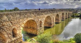 «Un paseo por la Isla y los Puentes», con la asociación Amigos de Mérida, el Domingo 2 de diciembre