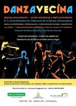 """Primera edición de """"Danzavecina"""" en Villanueva de la Serena"""