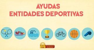 24 entidades se benefician de las Ayudas lanzadas por el Ayuntamiento para la promoción del deporte