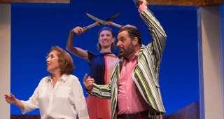 'Caimanes', una comedia de Suripanta Teatro , llega este viernes a la Sala Trajano