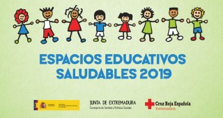 """Abierto el plazo de solicitudes para participar en los """"Espacios Educativos Saludables 2019"""""""