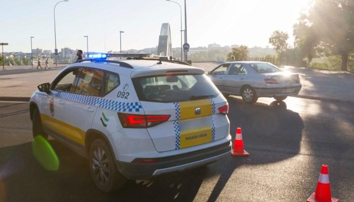 La Policía Local de Mérida interpone 9 denuncias por no llevar mascarilla y 2 por consumo de alcohol en la vía pública