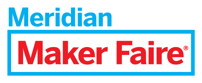 Meridian Maker Faire logo