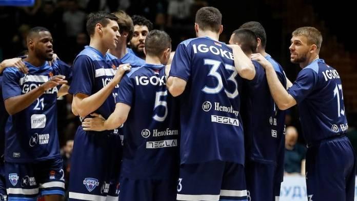 , COVID-19 u Igokei, pozitivan košarkaš kluba iz Nemanjine