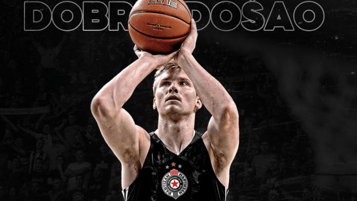 , Mika zvanično u Partizanu