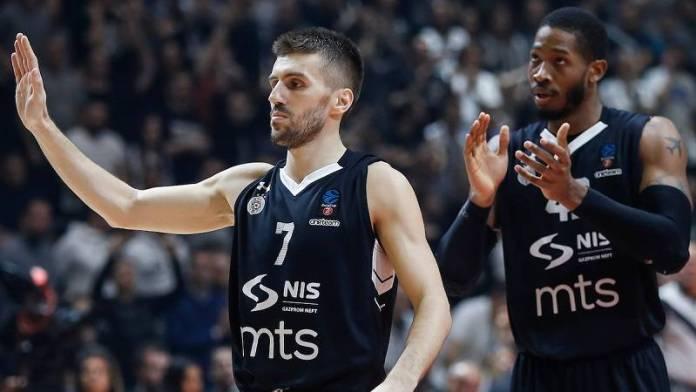 , Partizan objavio brojeve igrača za narednu sezonu