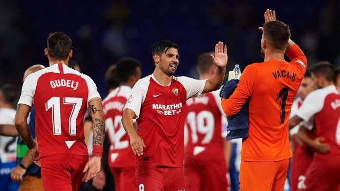 , Ovo je njihovo takmičenje, Sevilja u finalu Lige Evrope