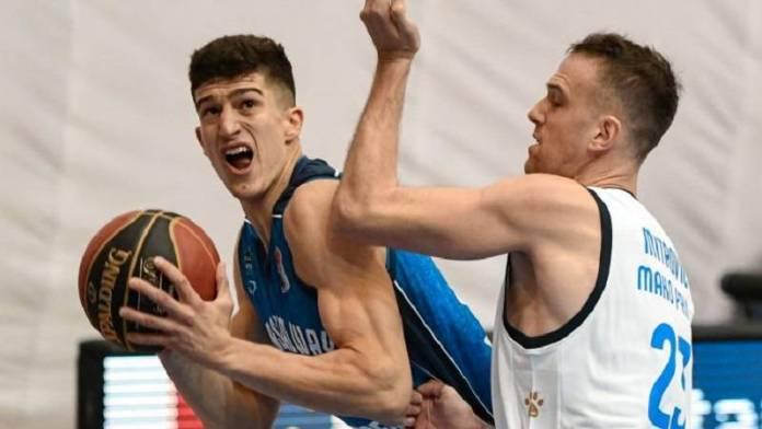 """Gegić, Amar Gegić za MeridianSportBH: """"Njegove partije su me najviše oduševljavale, neće me zadovoljiti dobra igra bez timskog uspjeha"""""""