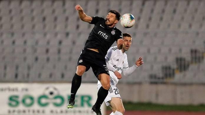 Nikola, Nikola Štulić donio bitnu pobjedu Partizanu protiv Čukaričkog u finišu meča