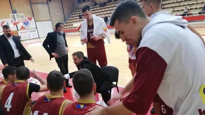 Promo, Promo se kockao, ali na kraju odnio velika dva boda iz Sarajeva