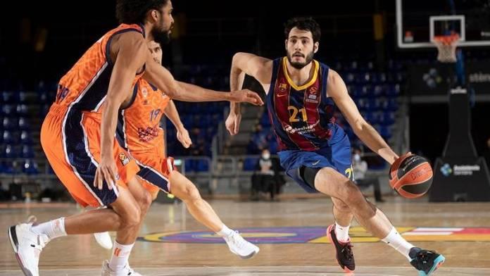 Barselona, Baskoniji pripala drama protiv CSKA, Barselona bez problema protiv Valensije